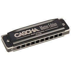 Cascha Master Edition Blues Harmonica F