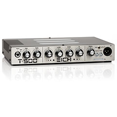 Eich Amps T-500 « Bass Amp Head