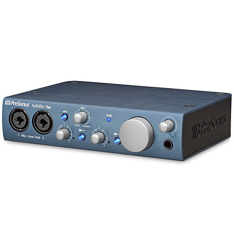 Carte son, Interface audio Presonus AudioBox iTwo