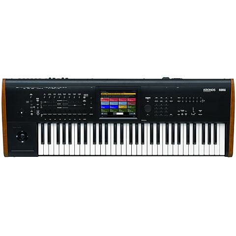 Synthesizer Korg Kronos 61 Modell 2015 Showroom