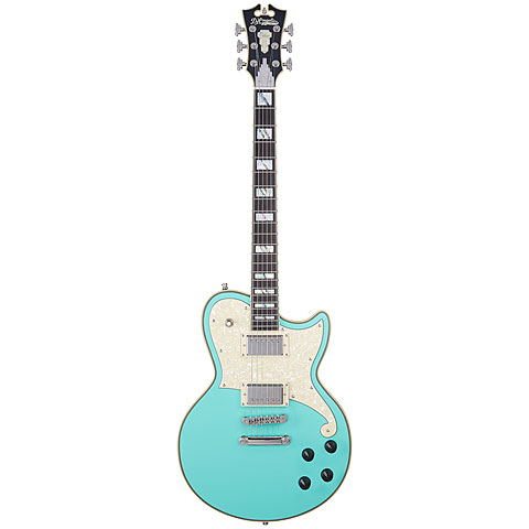 D'Angelico Deluxe Atlantic MSG LE « Guitare électrique