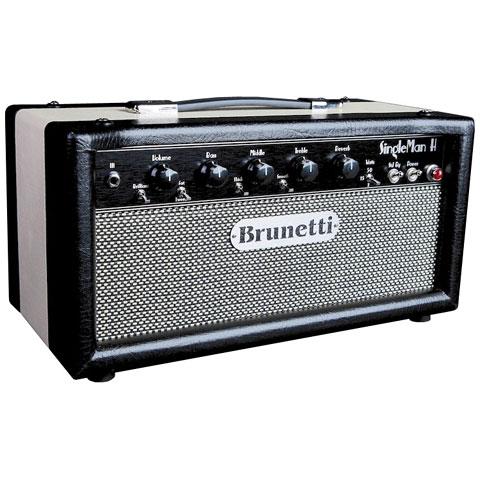 Topteil E-Gitarre Brunetti Singleman 50 Head