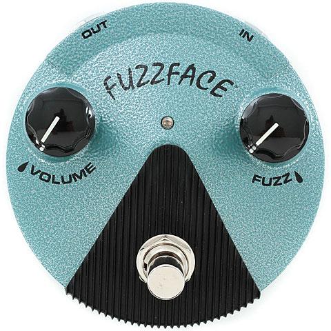 Pedal guitarra eléctrica Dunlop FFM3 Fuzz Face Mini Jimi Hendrix