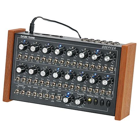 Synthesizer Doepfer Dark Time White / Blue LEDs