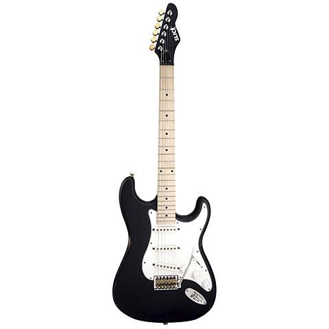 Slick SL 57 m BK « E-Gitarre
