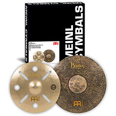 Meinl Byzance B1618ED Assorted Crash Cymbal Set « Pack de cymbales