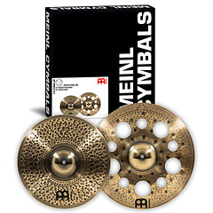 Meinl Pure Alloy Custom PAC1618 Crash Cymbal Set « Pack de cymbales