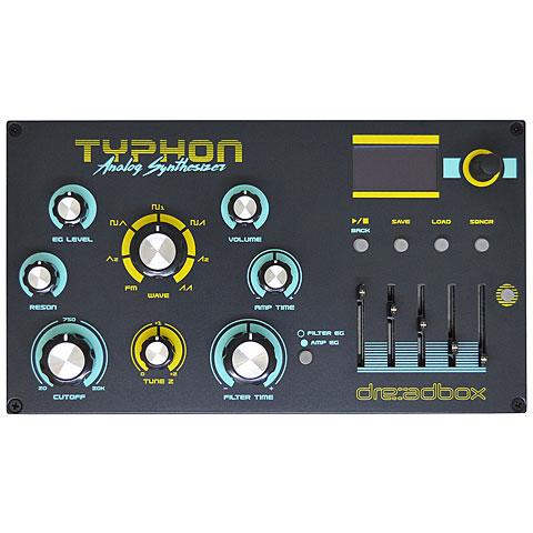 Synthétiseur Dreadbox Typhon