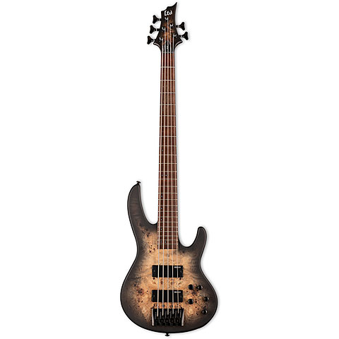 ESP LTD D-5 BLKNBS « Electric Bass Guitar