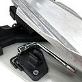 Fußmaschine British Drum Co. Casino CAS-HW-SP Single Bass Drum Pedal