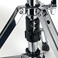 Soporte para charles British Drum Co. Casino CAS-HW-HH Double Braced HiHat Stand