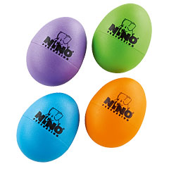 Nino Egg Shaker Assortment 4 Pcs. Set NINOSET540-2