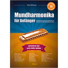 Olaf Böhme Verlag Mundharmonika für Anfänger