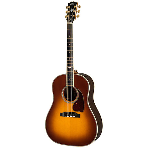 Guitarra acústica Gibson J-45 Deluxe Rosewood