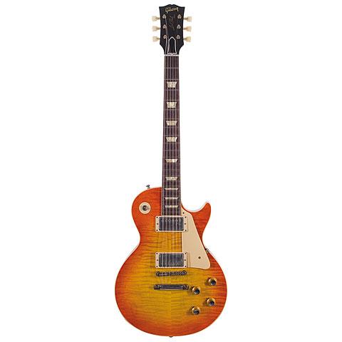 Gibson 1960 Les Paul Standard Reissue VOS Tangerine Burst « Elektrische Gitaar
