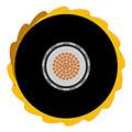 Meterware Audiokabel Sommer Cable SC-Classique yellow