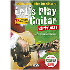 Hage Let's Play Guitar Christmas (QR-Codes) « Music Notes