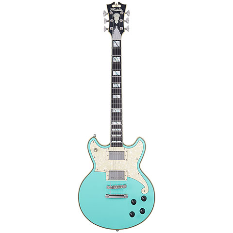 D'Angelico Deluxe Brighton LE MSG « Electric Guitar