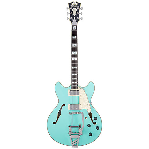 D'Angelico Deluxe DC LE MSG « Electric Guitar