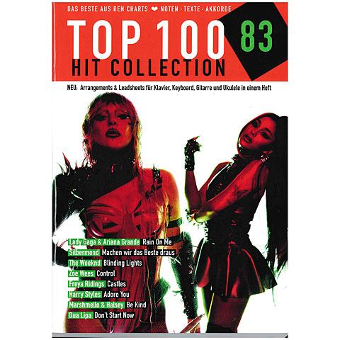 Recueil de Partitions Schott Top 100 Hit Collection Bd.83