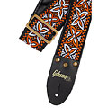 Guitar Strap Gibson The Orange Lily
