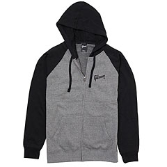 Gibson Full Zip Hoodie 2XL « Zipped Hood