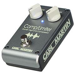 Carl Martin Compressor Limiter « Effets pour guitare électrique