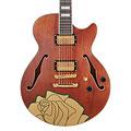 Guitare électrique D'Angelico Premier SS Grateful Dead