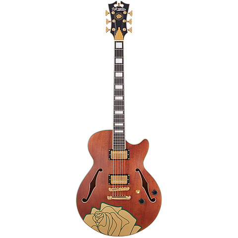 D'Angelico Premier SS Grateful Dead « E-Gitarre