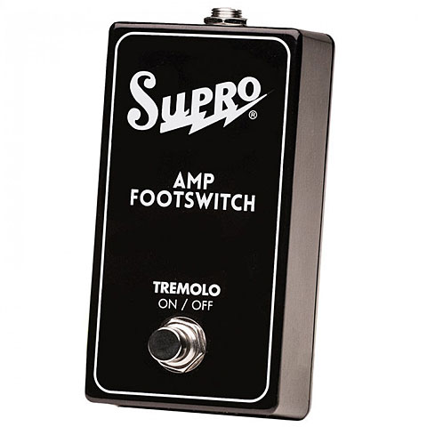 Fußschalter Supro Single Footswitch