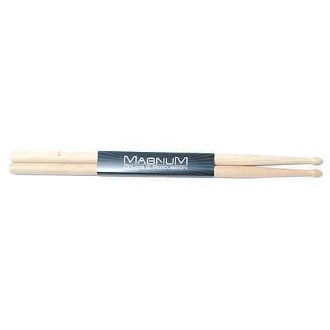Baquetas para batería Magnum US-Hickory 1A Wood Tip