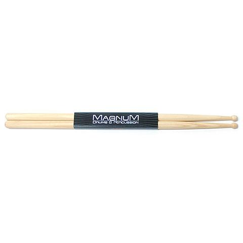 Baquetas para batería Magnum US-Hickory E-Stick Wood Tip