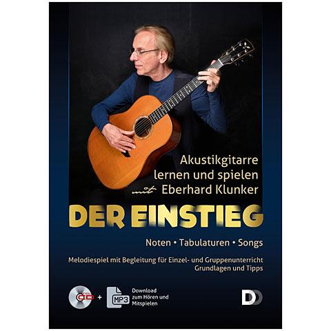 Lehrbuch 3D-Verlag Akustikgitarre lernen und spielen - Der Einstieg