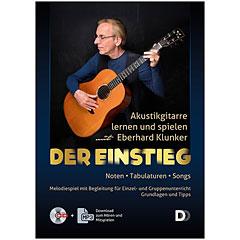 3D-Verlag Akustikgitarre lernen und spielen - Der Einstieg « Lehrbuch