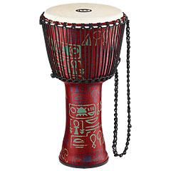 """Meinl African 12"""" Rope Tuned Large Djembe PADJ1-L-G Pharaoh's Script « Djembe"""