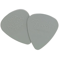 Fender Nylon Pick 0.73 (12 Stk.) « Plektrum