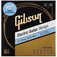 Gibson BWR10 010-046 Brite Wires « Electric Guitar Strings