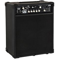 Kong Deep200 « Amplificador bajo eléctrico
