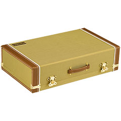 Fender Tweed Pedalboard Case Medium « Pedaalbord