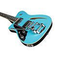 Guitarra eléctrica zurdos Duesenberg Caribou Narvik Blue Lefthand B-Stock
