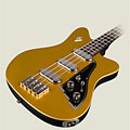 E-Bass Duesenberg Triton Gold Top B-Stock