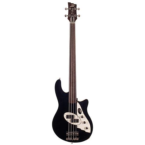 Duesenberg D-Bass fretless BLK B-Stock « Bajo eléctrico fretless