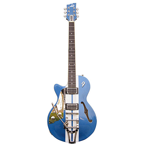 Duesenberg Starplayer TV Mike Campbell DTV-MC-L « E-Gitarre Lefthand