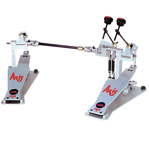 Bassdrumpedaal Axis Longboard A-772 dubbele voetpedaal