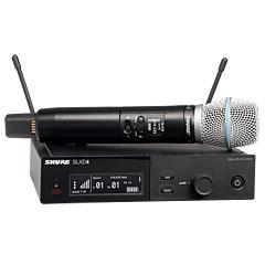 Shure SLXD24E/Beta 87A S50