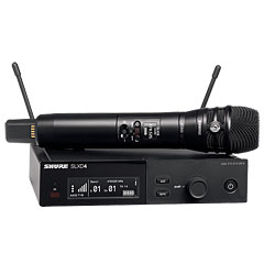 Shure SLXD24E/K8B S50 « Micrófono inalámbrico
