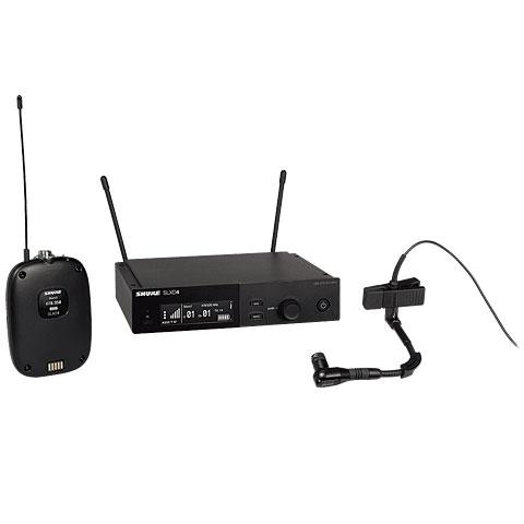 Micrófono inalámbrico Shure SLXD14E/98H S50