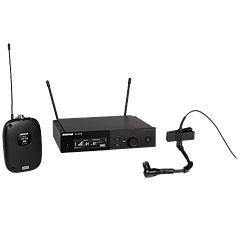 Shure SLXD14E/98H S50 « Micrófono inalámbrico
