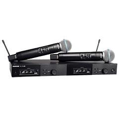 Shure SLXD24DE/B58 S50 « Micrófono inalámbrico