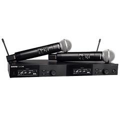 Shure SLXD24DE/SM58 S50 « Micrófono inalámbrico